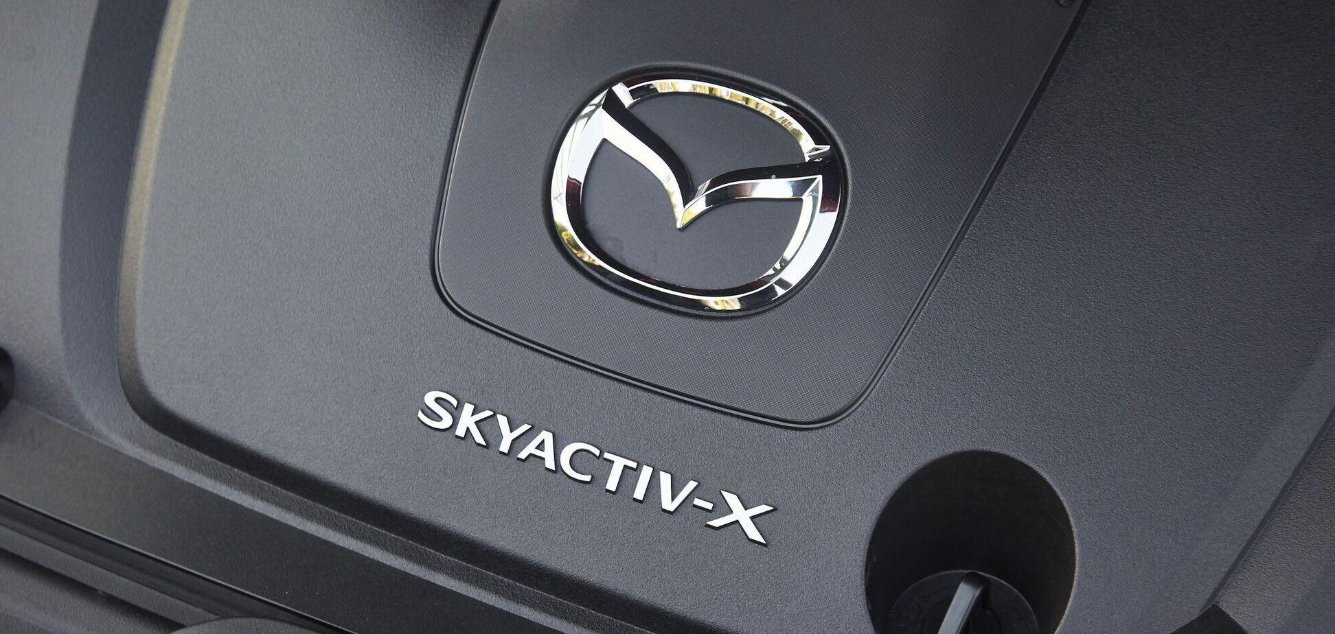 Mazda показала перспективні мотори нового покоління