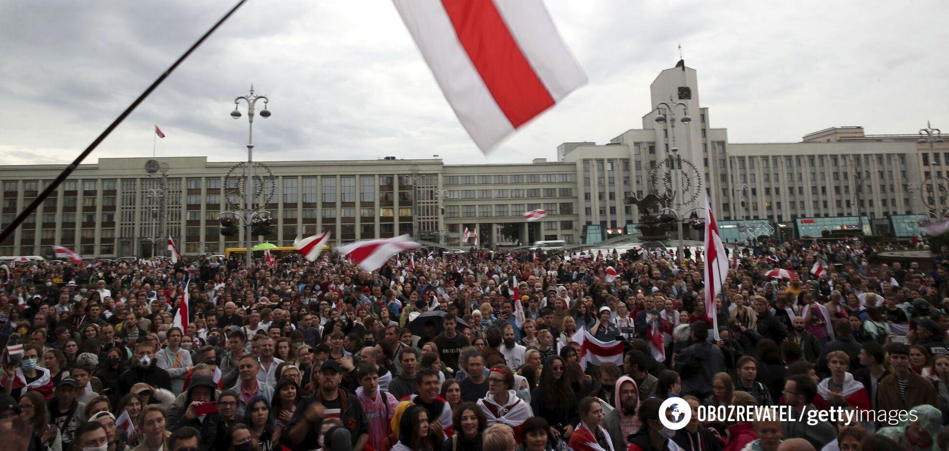У Білорусі за півроку затримали 16 тисяч чоловік