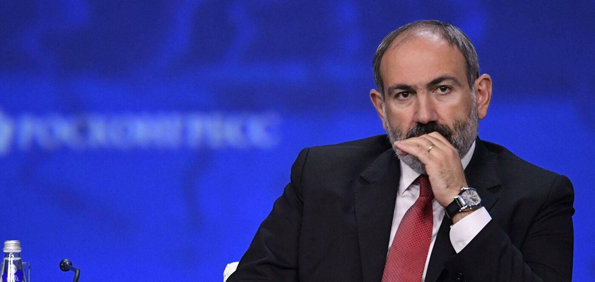 У Вірменії зажадали відставки Пашиняна й анонсували ходу