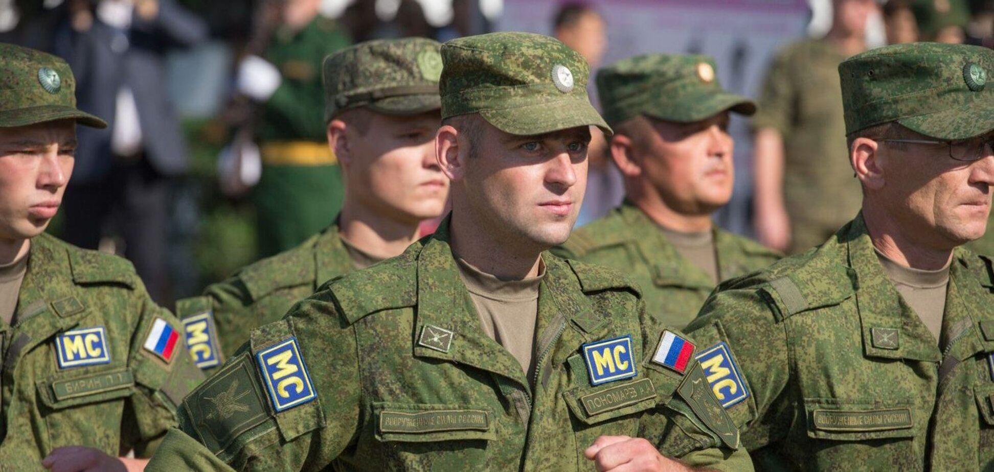 Володимир Путін ввів миротворців до Нагірного Карабаху