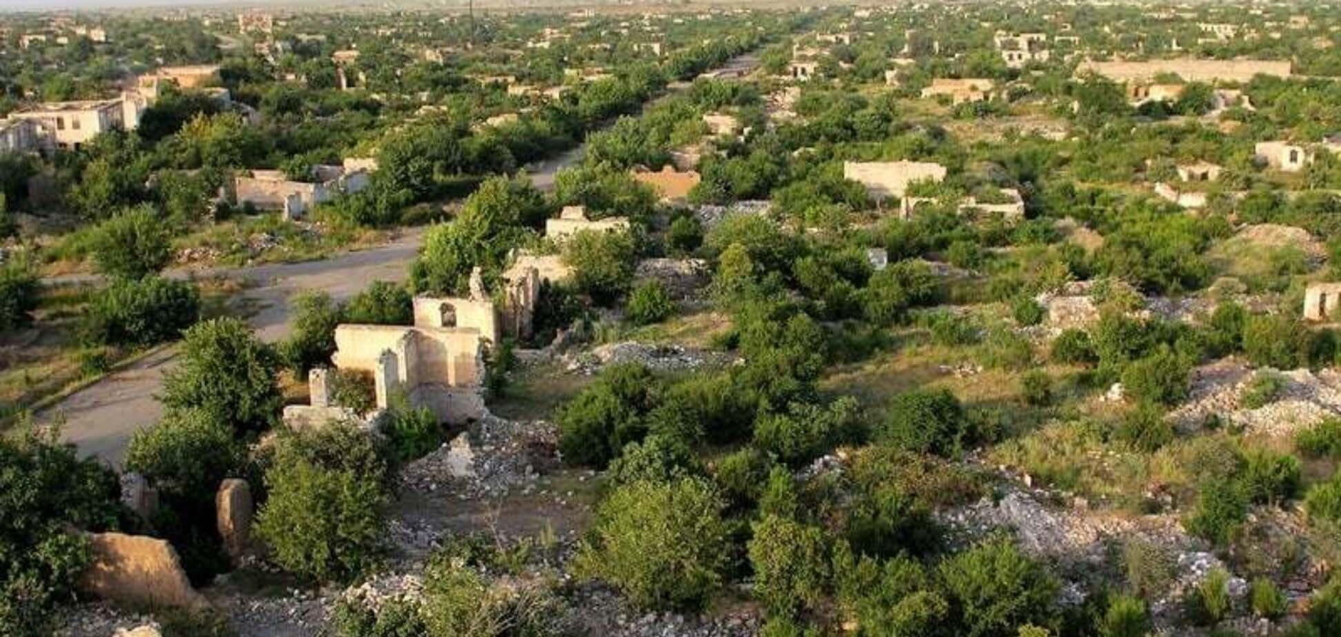 У війні за Карабах Азербайджан повернув 'кавказьку Хіросіму'