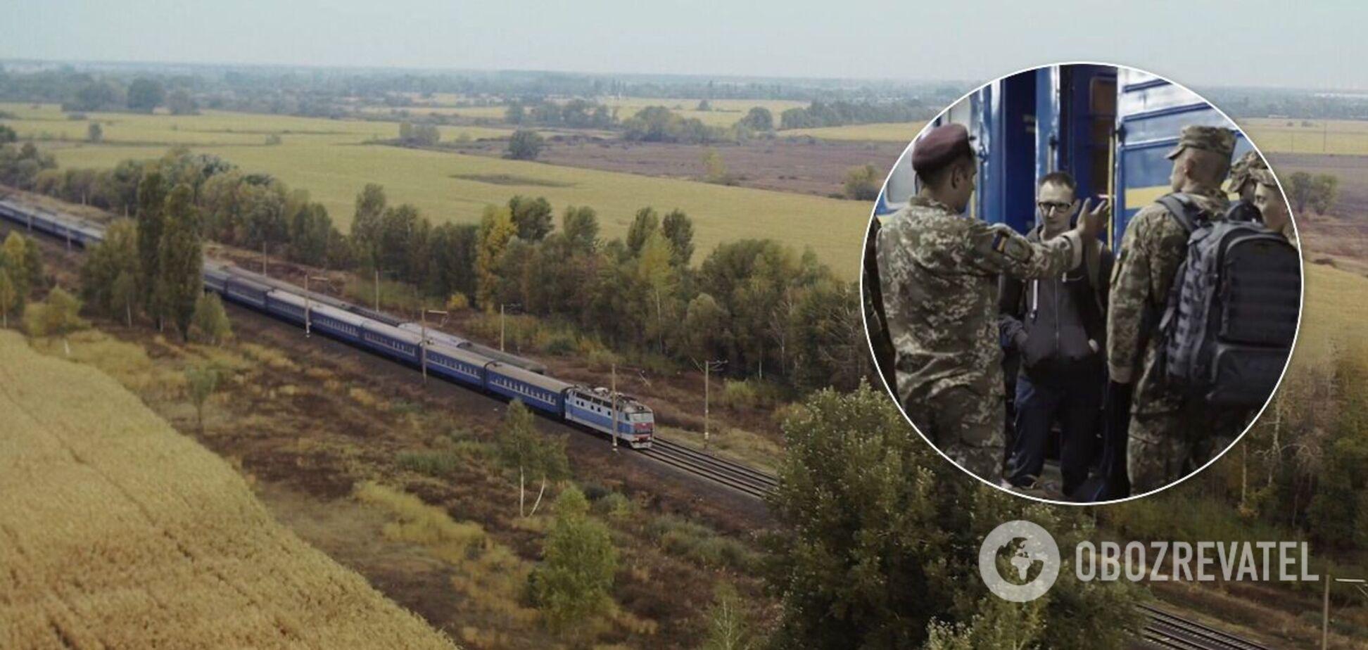Украинский фильм 'Поезд 'Киев – Война' вышел в прокат: о чем лента