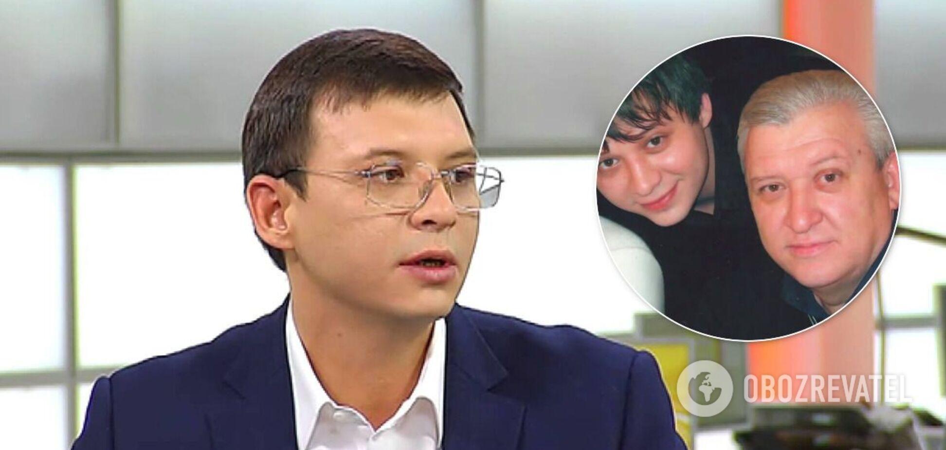 Умер Владимир Мураев, отец Евгения Мураева