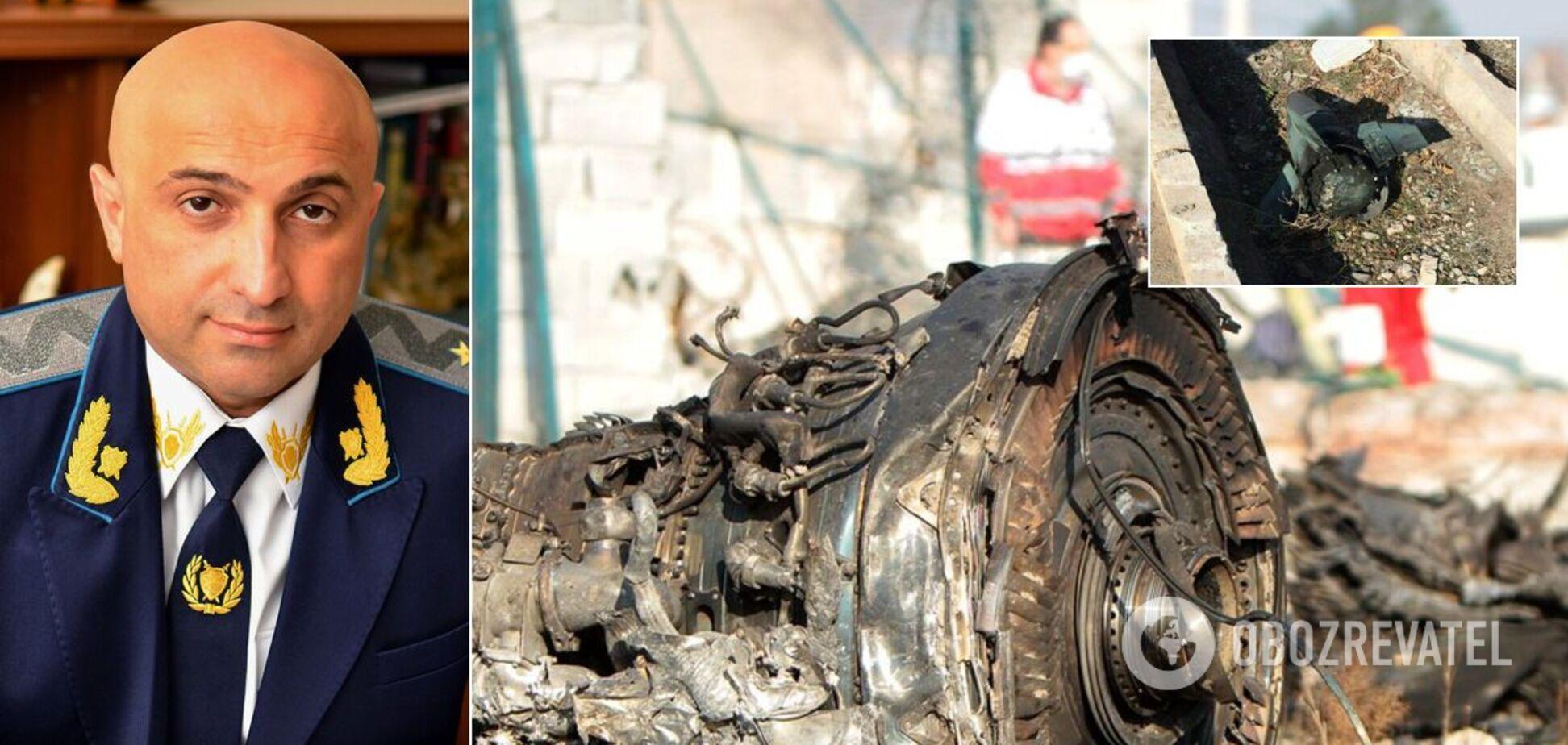 Мамедов розповів про розслідування катастрофи літака МАУ в Ірані