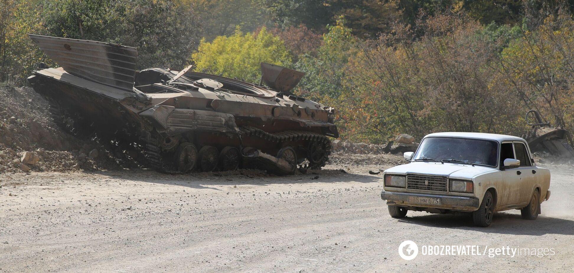 Россия отправила в Карабах не миротворцев, а шпионов, – военный эксперт