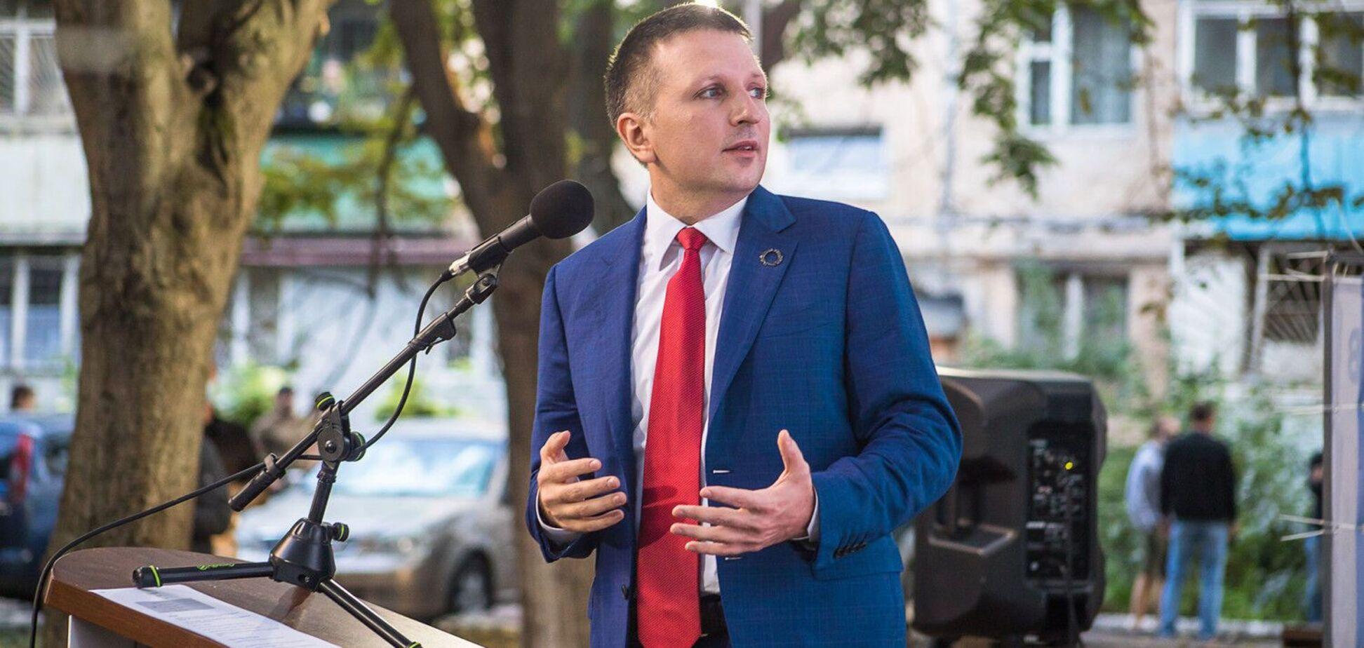 В приемной Дмитрия Голубова в Одессе прошли обыски