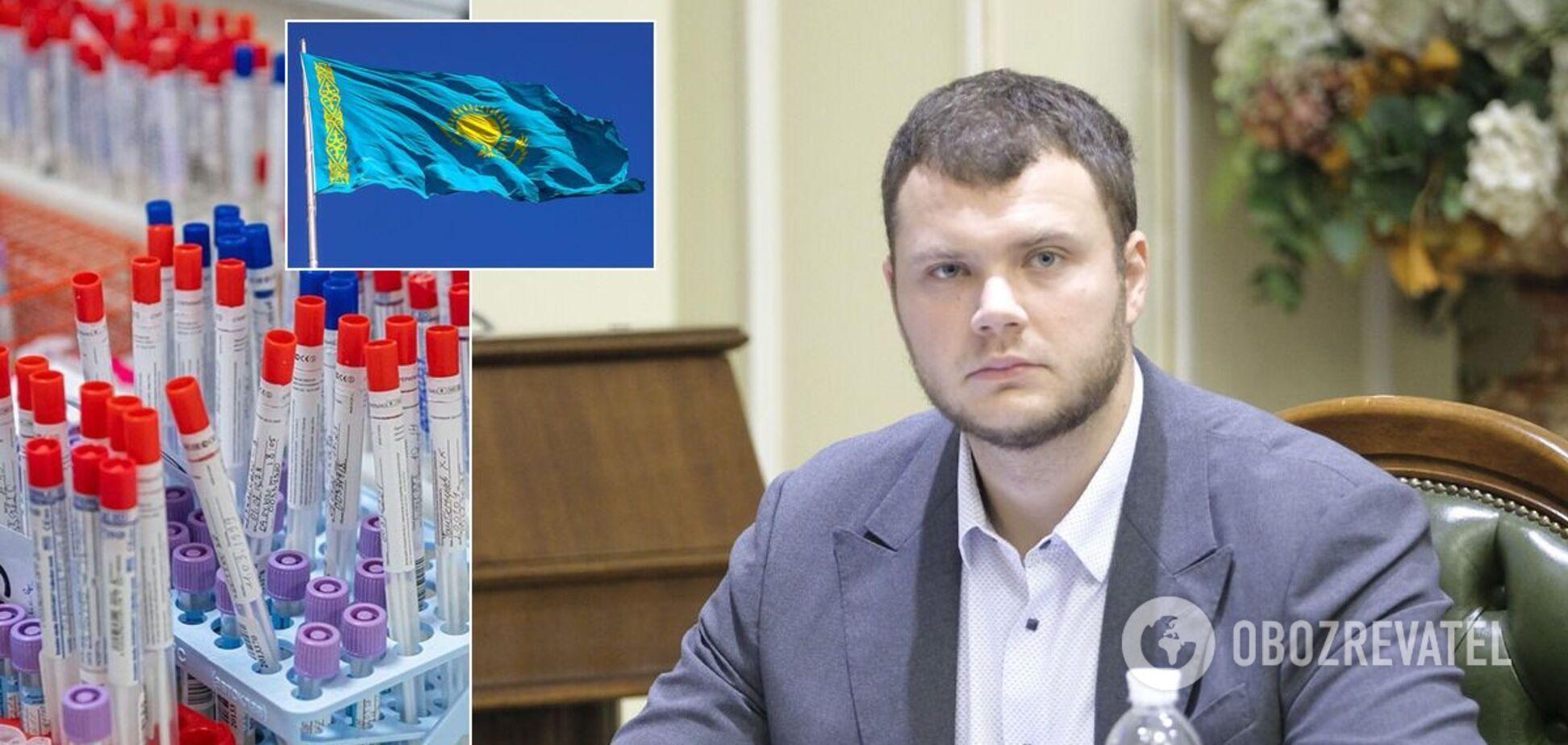 Владислава Криклия не пустили к премьер-министру Казахстана
