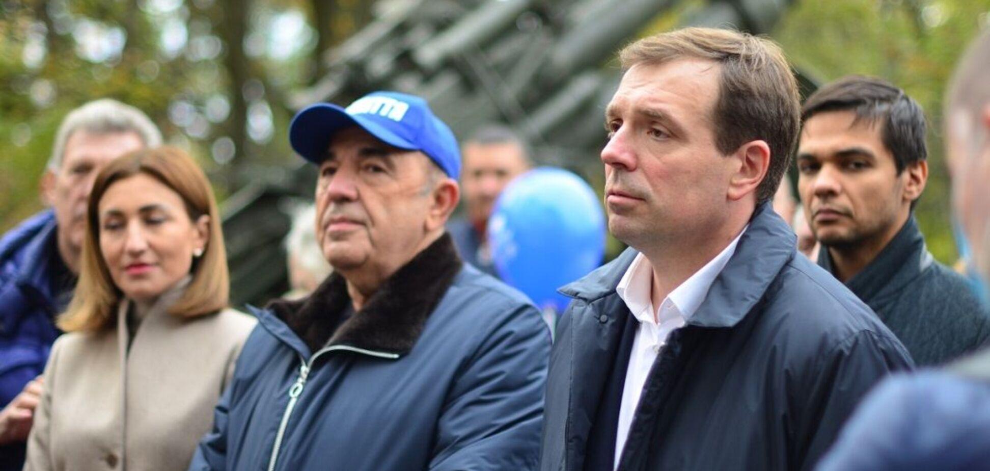 Рабинович закликав одеситів голосувати за Скорика