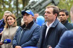Рабинович призвал одесситов голосовать за Скорика