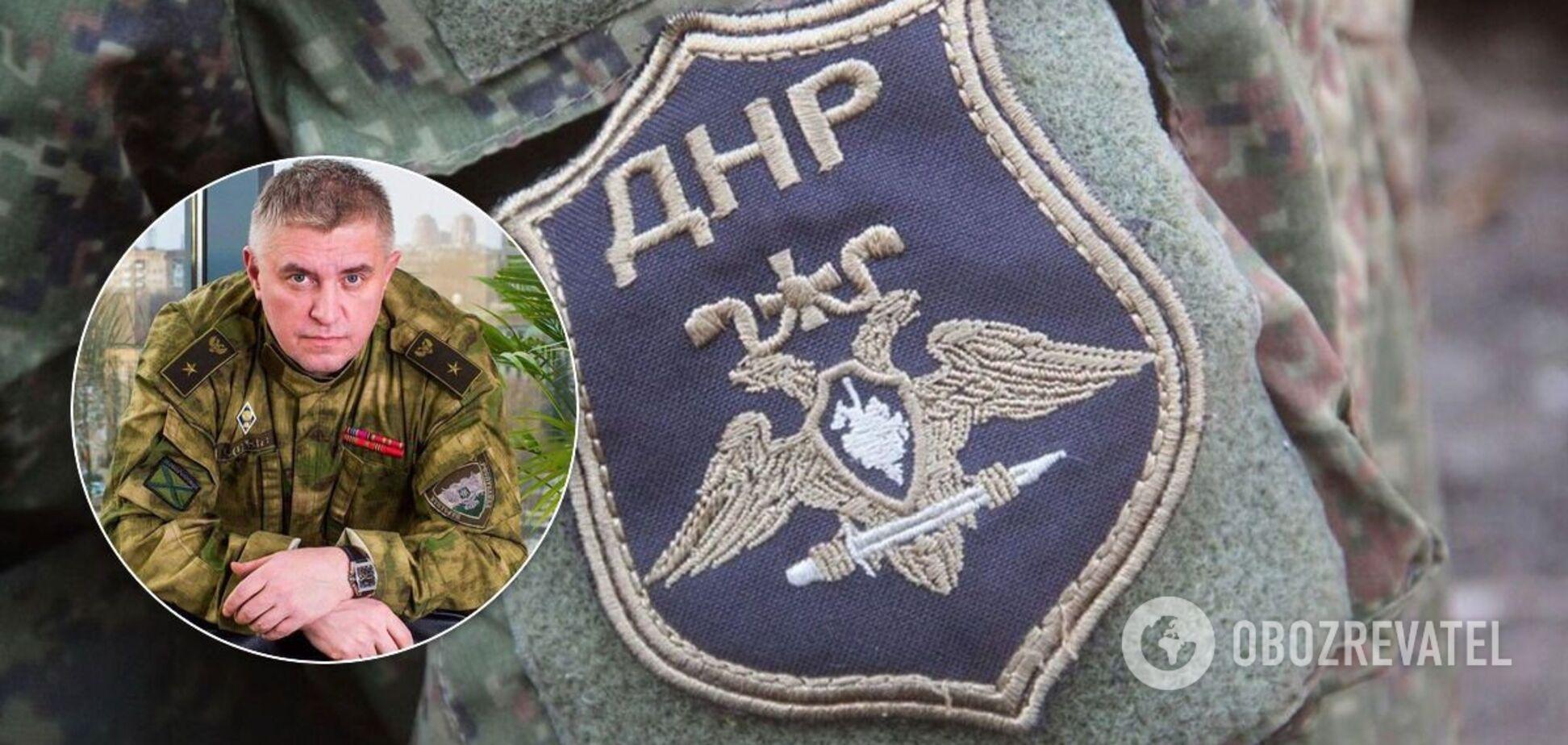 На Донбасі помер терорист Дмитро Перепьолкін