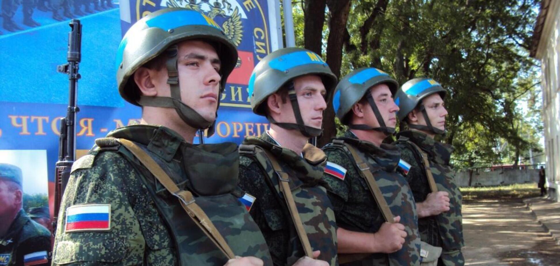 Влад Волошин назвав миротворців РФ в Нагірному Карабасі стерв'ятниками