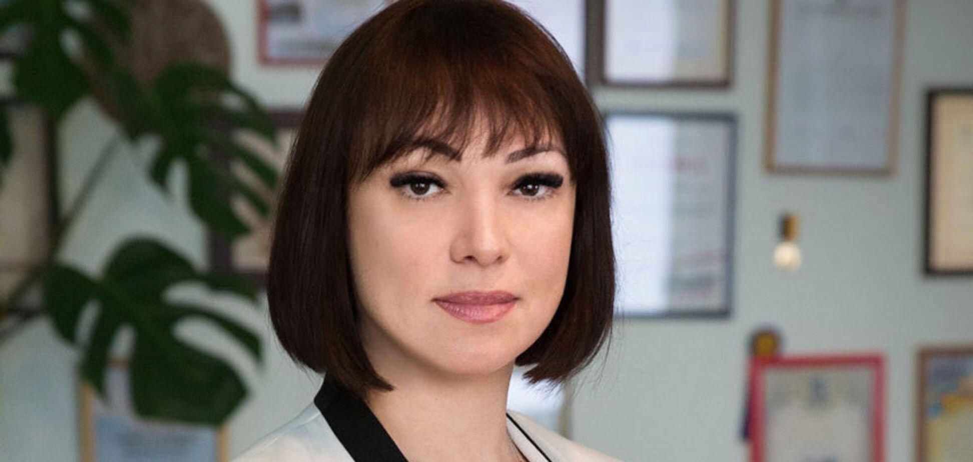 Ричкова закликала підтримати у 2-му турі на місцевих виборах кандидатуру Бориса Філатова