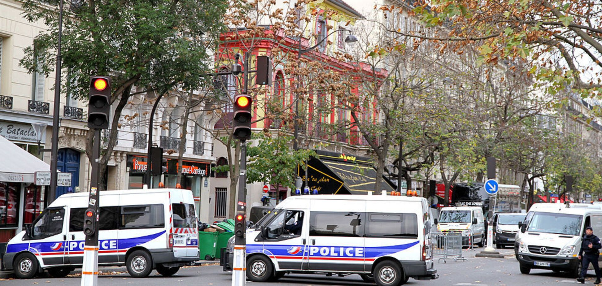 13 ноября 2015 года в Париже произошла серия терактов
