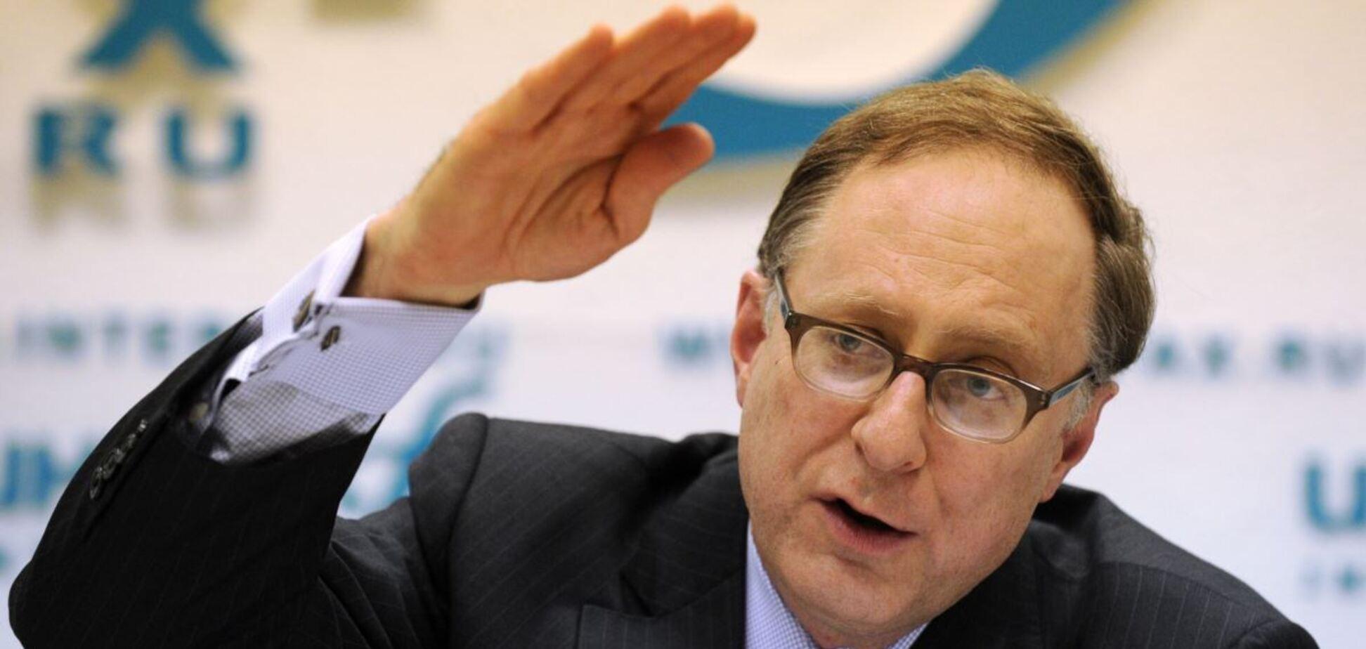 Александр Вершбоу закликав НАТО переглянути стратегію щодо Росії