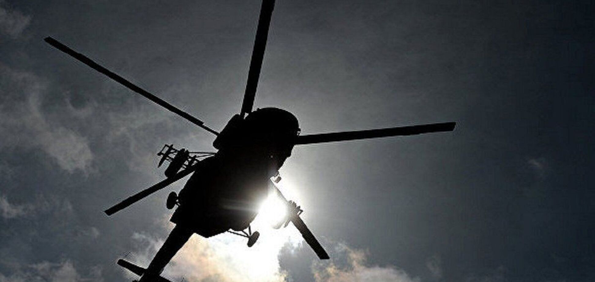 В Єгипті впав вертоліт з миротворцями