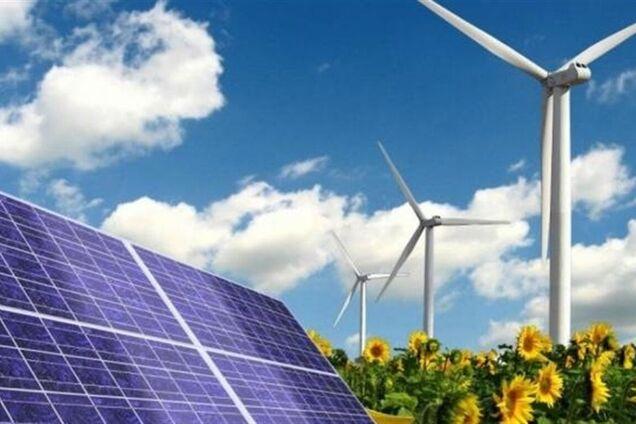 'Зеленая' энергетика