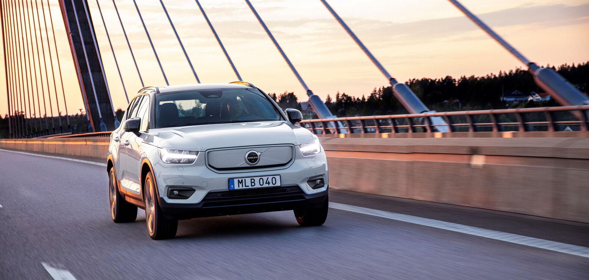 Volvo будет разрабатывать собственные электромоторы