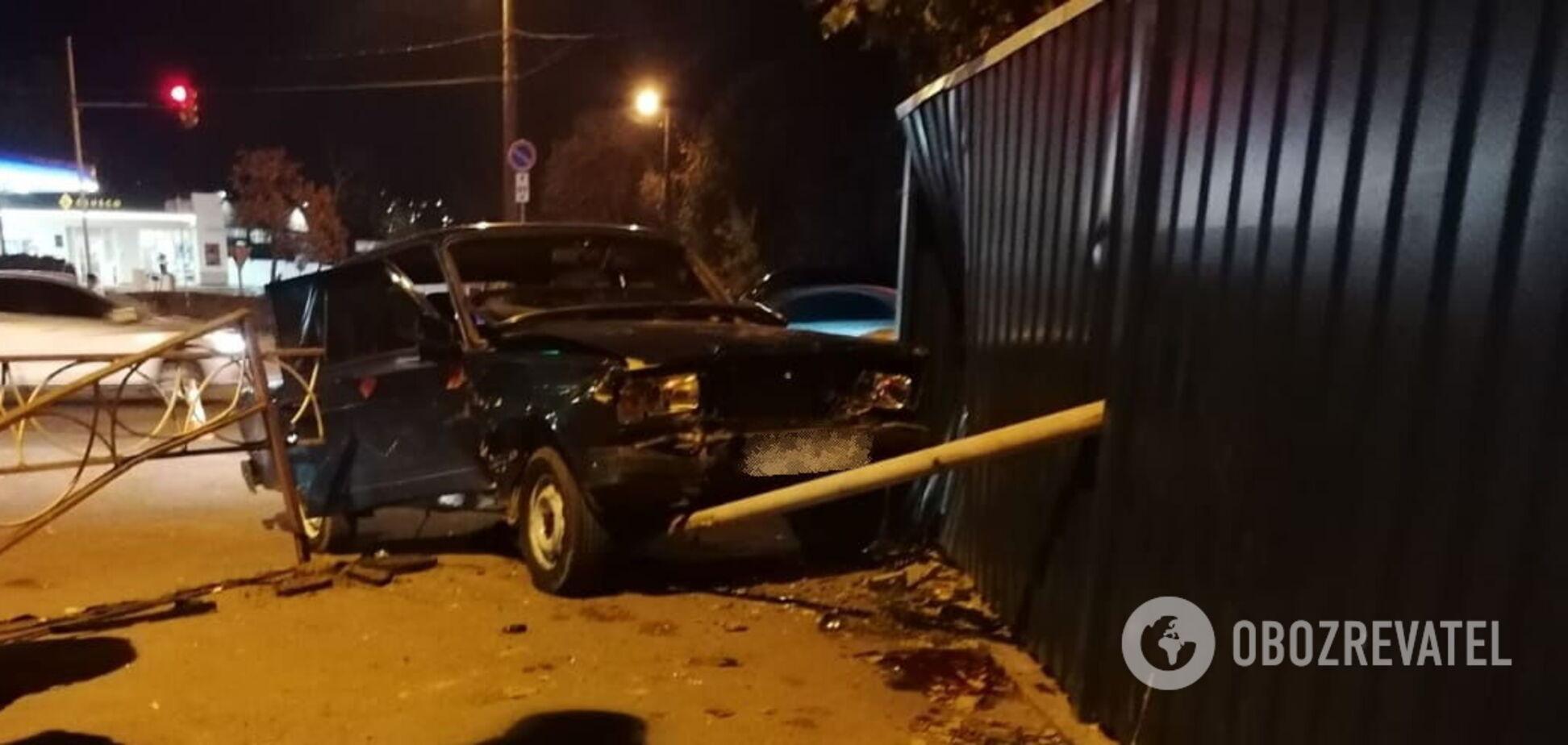 На Київщині Toyota спровокувала смертельну ДТП і зникла