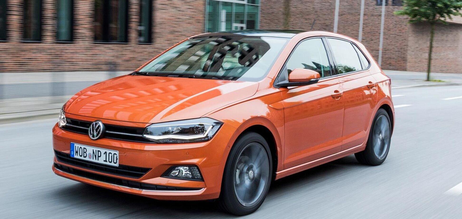 На продаж виставили 2-річний VW Polo з вражаючим пробігом