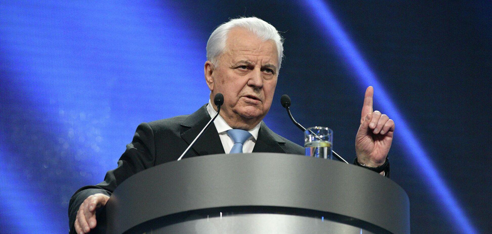 На думку Кравчука, вибори можливо провести 31 березня