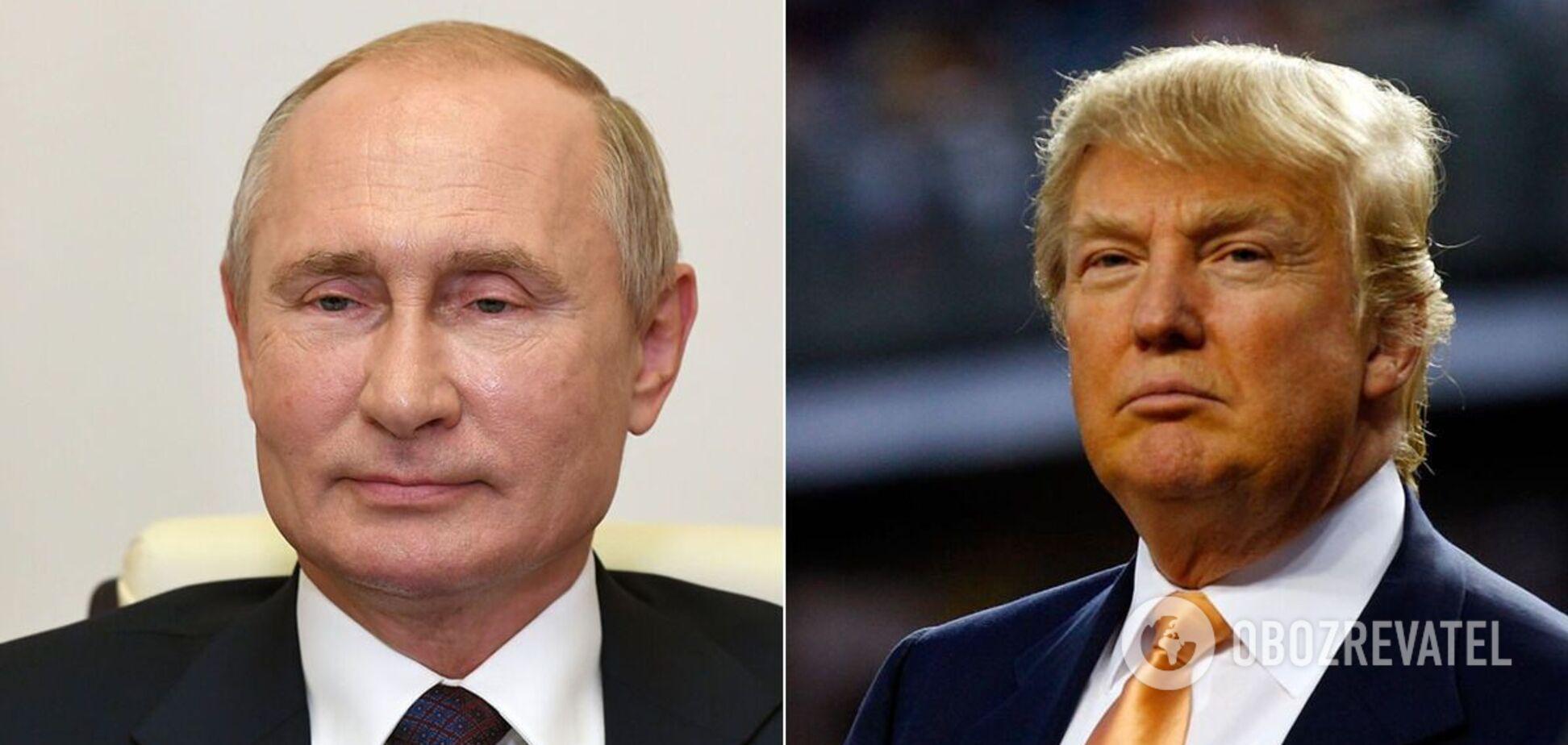 Путин, Билли Айлиш и Трамп выдвинуты на престижную премию в номинации 'Человек года'