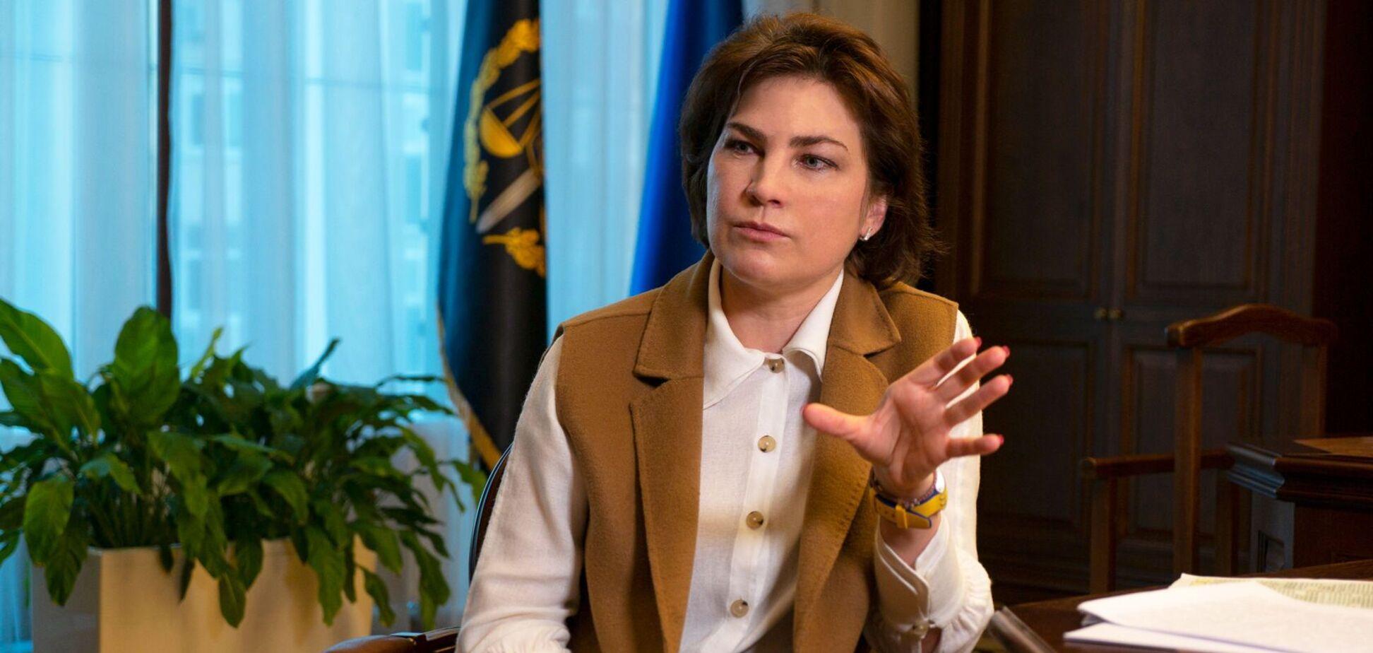 Венедиктова рассказала об успешной работе спецпрокуратур в оборонной сфере: тысячи дел, сотни приговоров