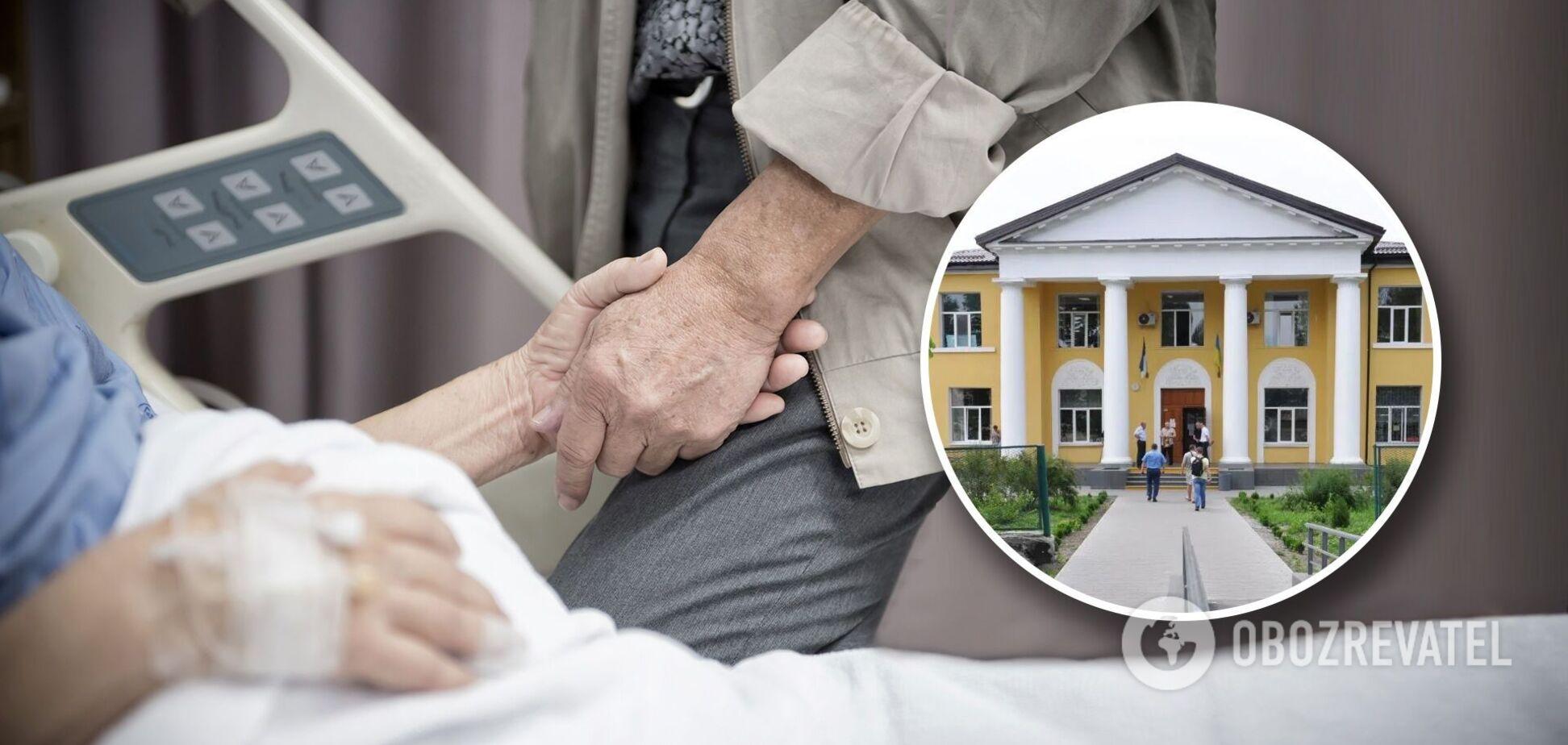'Захлинемося без локдауну!' На Полтавщині нікому вивозити тіла, хворих на COVID-19 доводиться сортувати