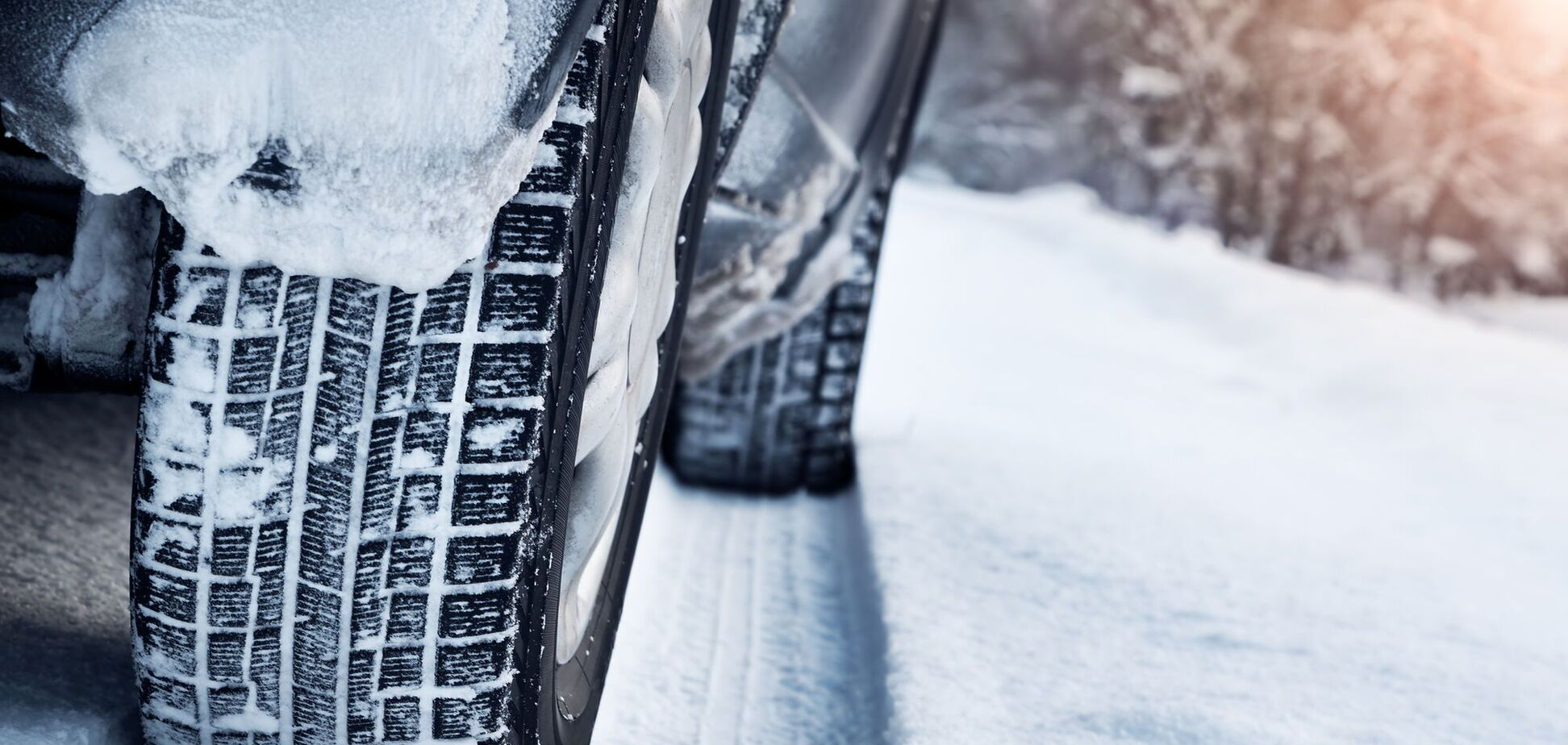 В яких країнах водії зобов'язані використовувати зимову гуму: опублікована карта