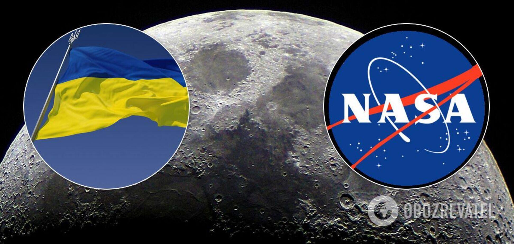 Україна спільно з NASA буде вивчати Місяць та Марс