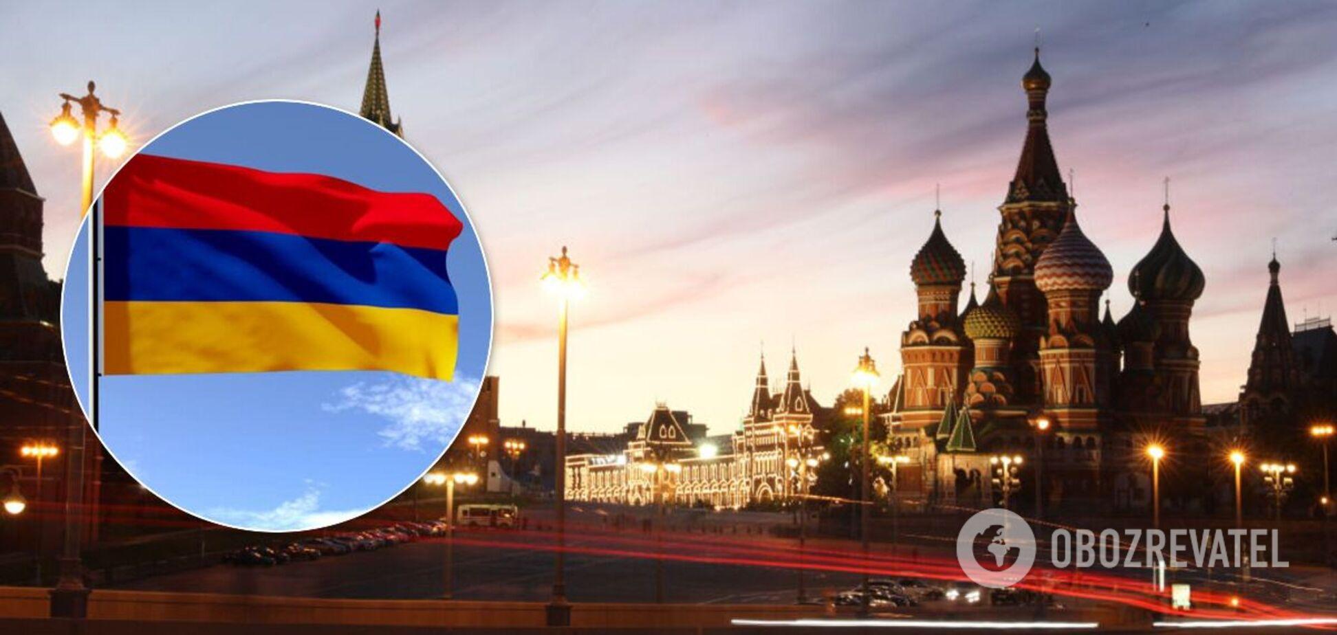 Кремлевский путч в Армении 'завис'