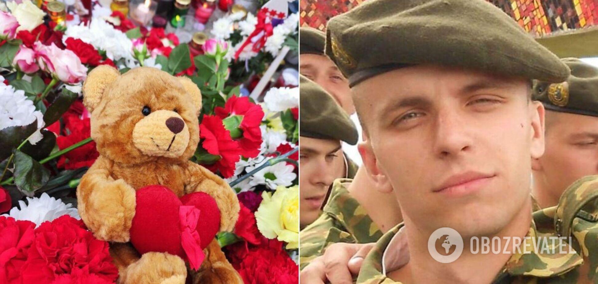 Романа Бондаренко избили из-за бело-красно-белого флага