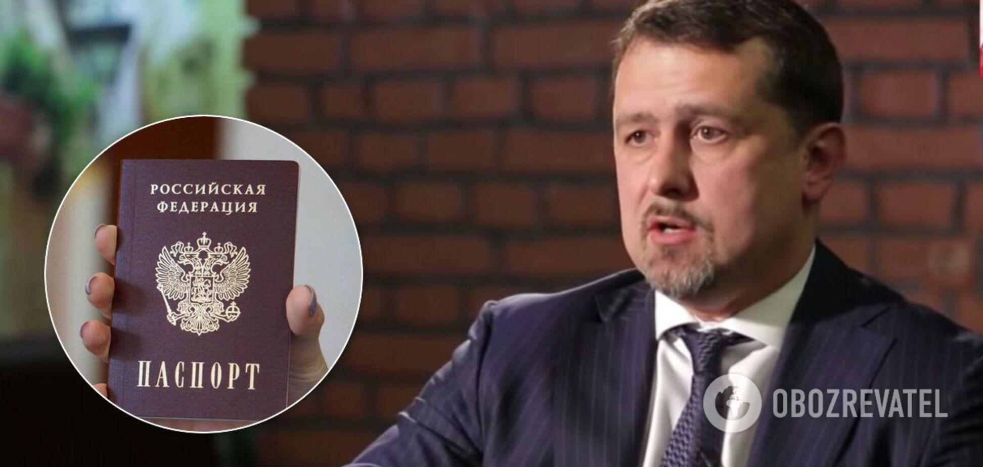 Экс-разведчик Семочко отрекся от 'российской' родни и выиграл суд