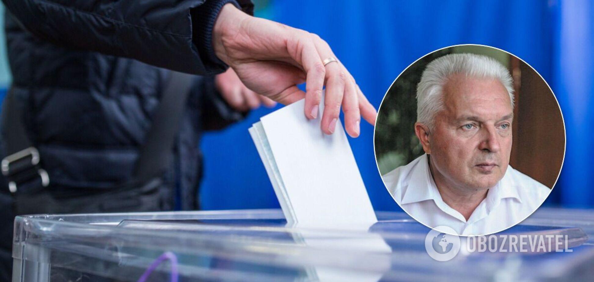 Выборы мэра Борисполя