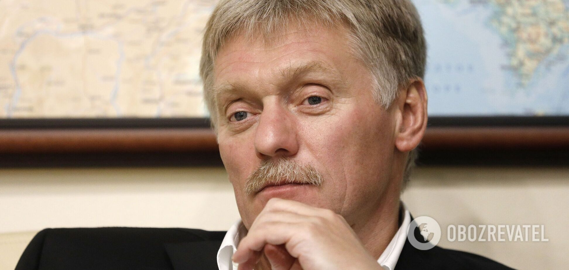 Песков считает, что 'русофобские антитела' в Украине скоро исчезнут