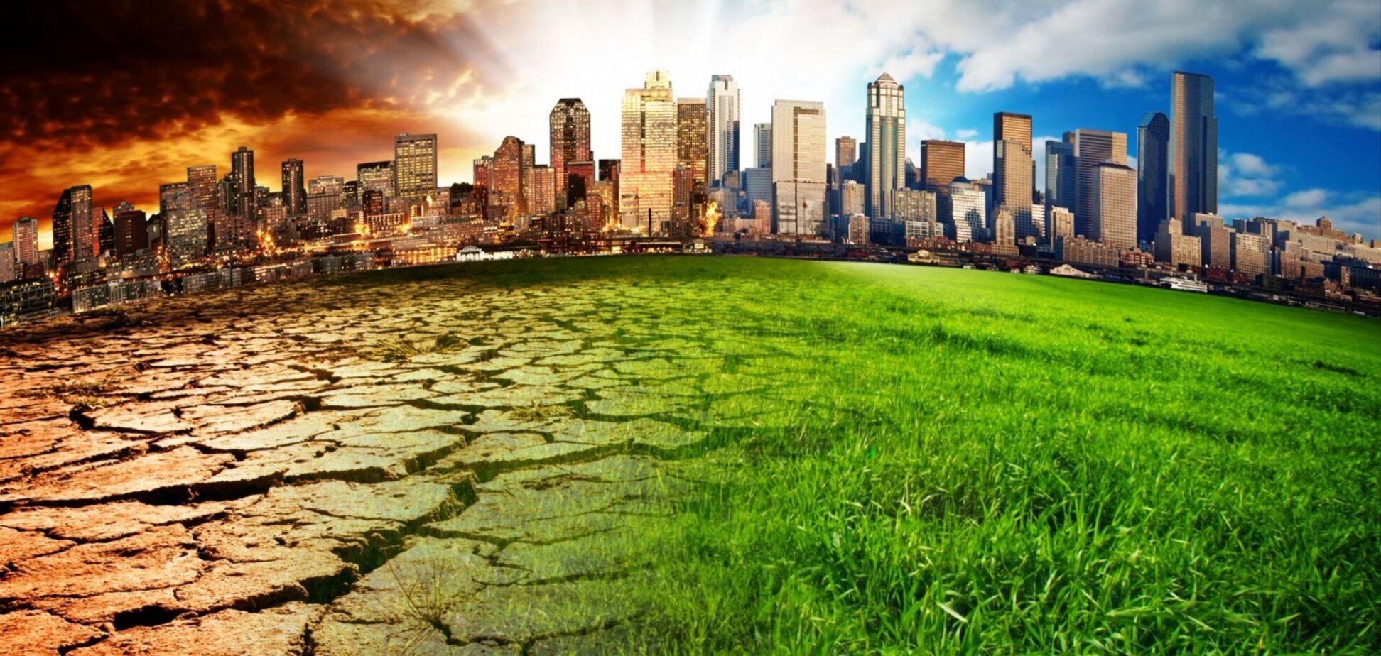 Земле грозит климатическая катастрофа