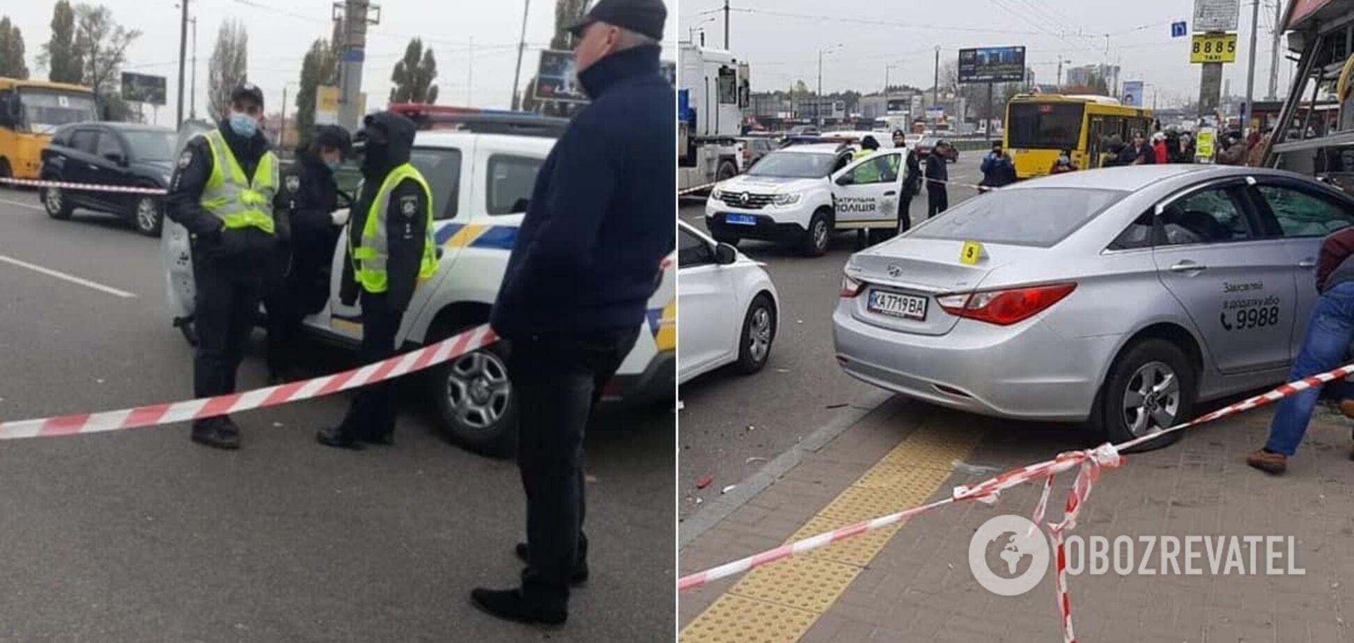 З'явилося відео з Instagram водія таксі, який влаштував смертельну ДТП у Києві