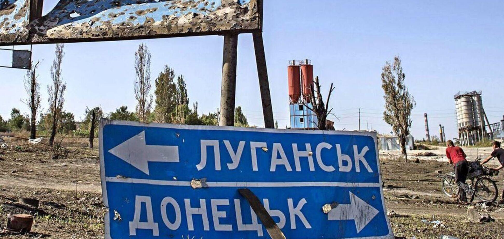 Полковник скептично оцінив план Кравчука щодо Донбасу