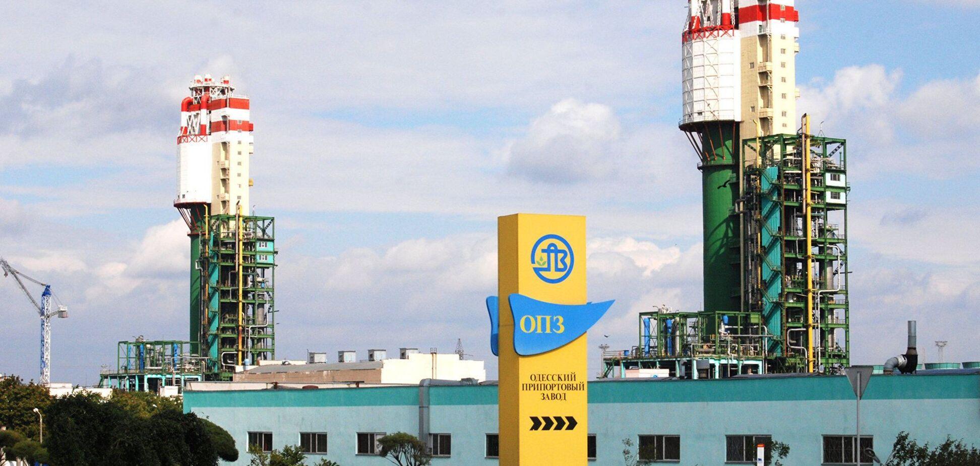 Аудит виявив мільйонні порушення на Одеському припортовому заводі, звільнений ексглава правління Синиця – експерт