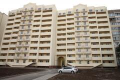 В Одессе достроили жилую многоэтажку на Бочарова. Строительство длилось 15 лет