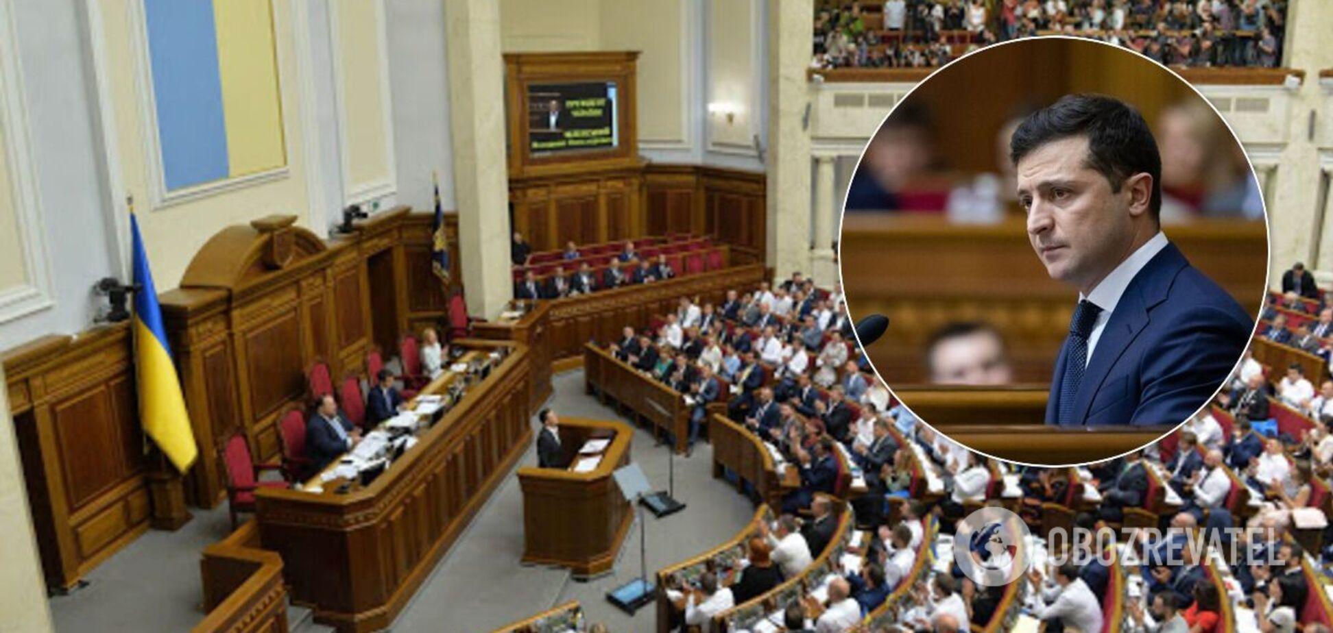 Зеленський анонсував кадрові перестановки, а Стефанчук – закон про референдум