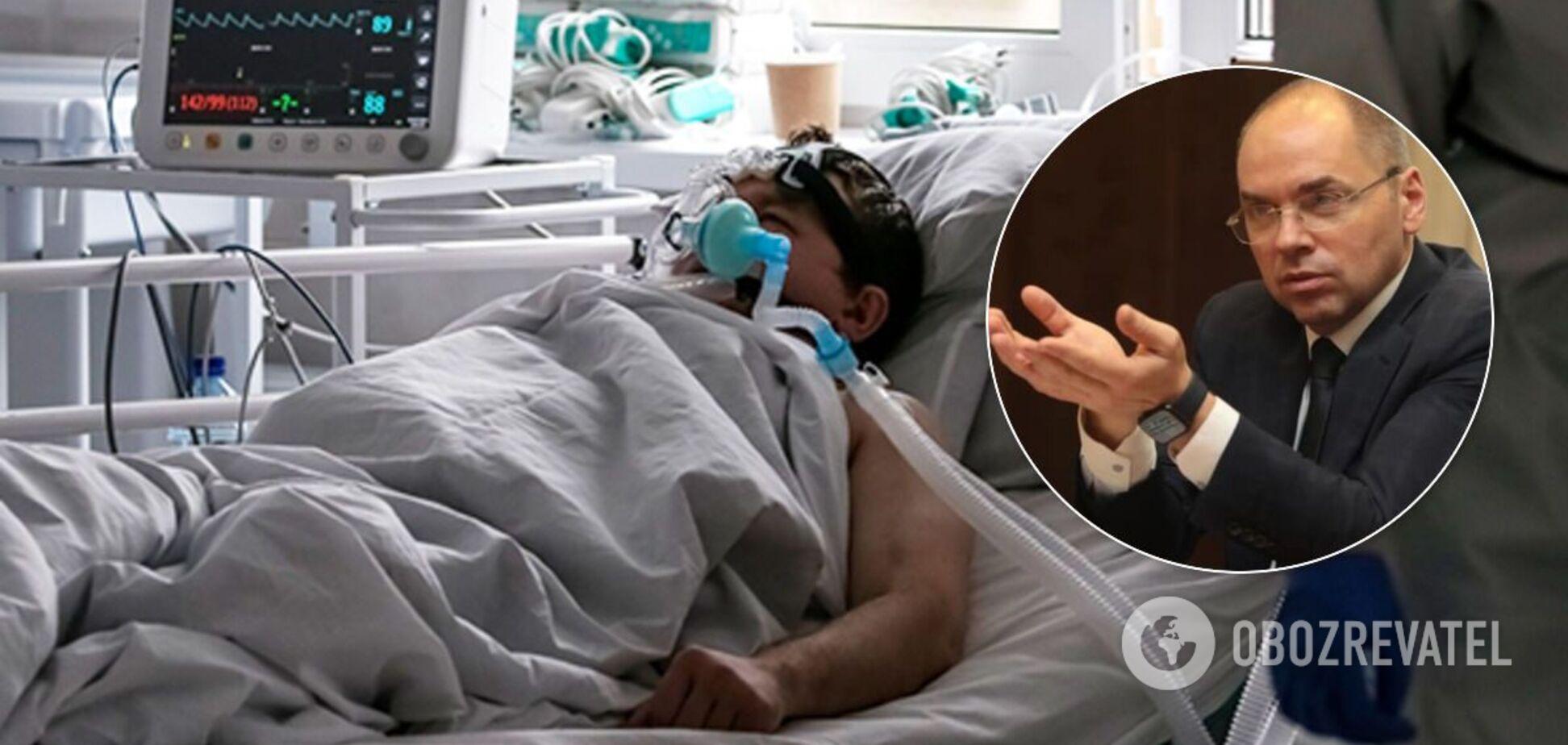 Степанов посоветовал мэрам посмотреть на тяжелых больных COVID-19