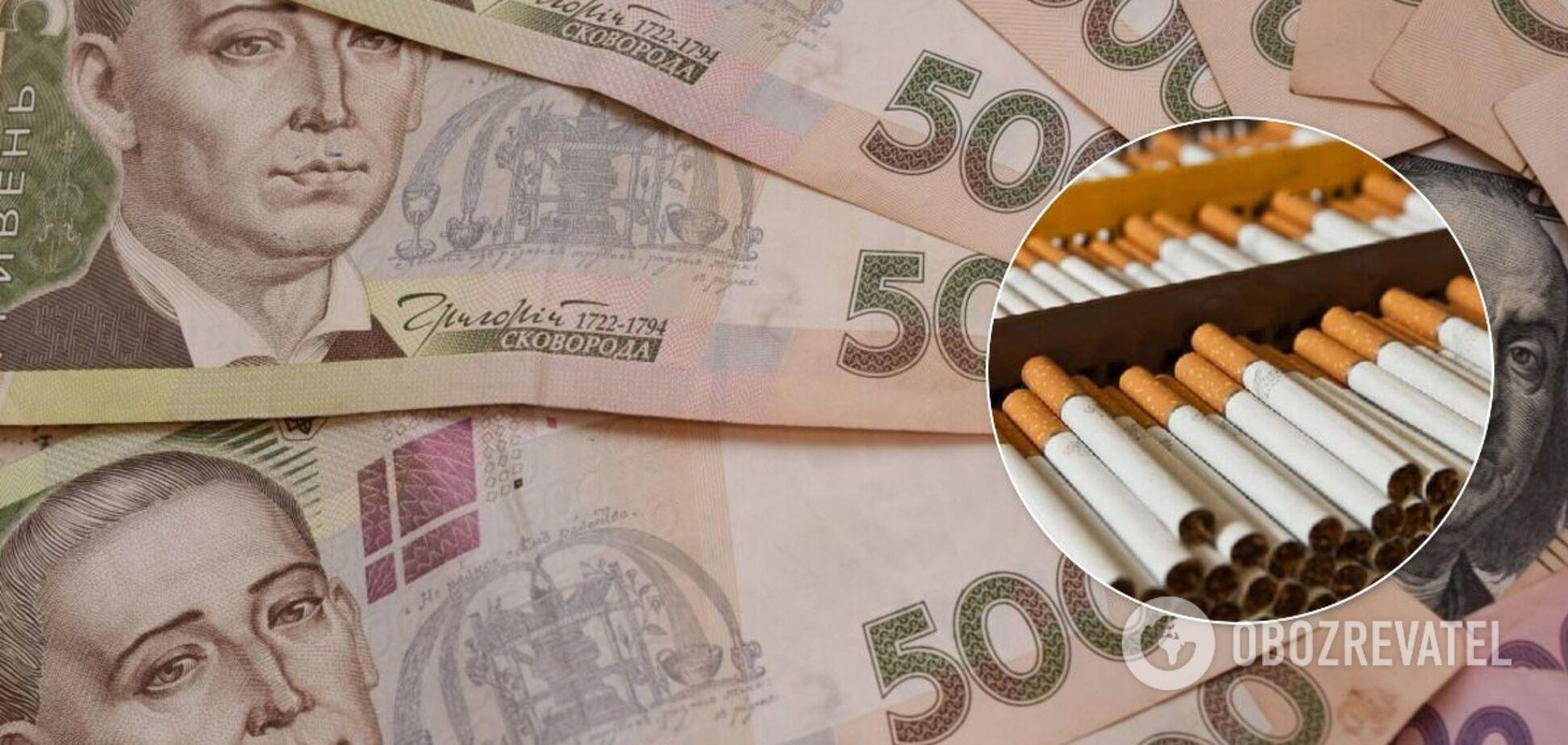 Табачный монополист в суде оспорил самый крупный в истории Украины штраф Антимонопольного комитета