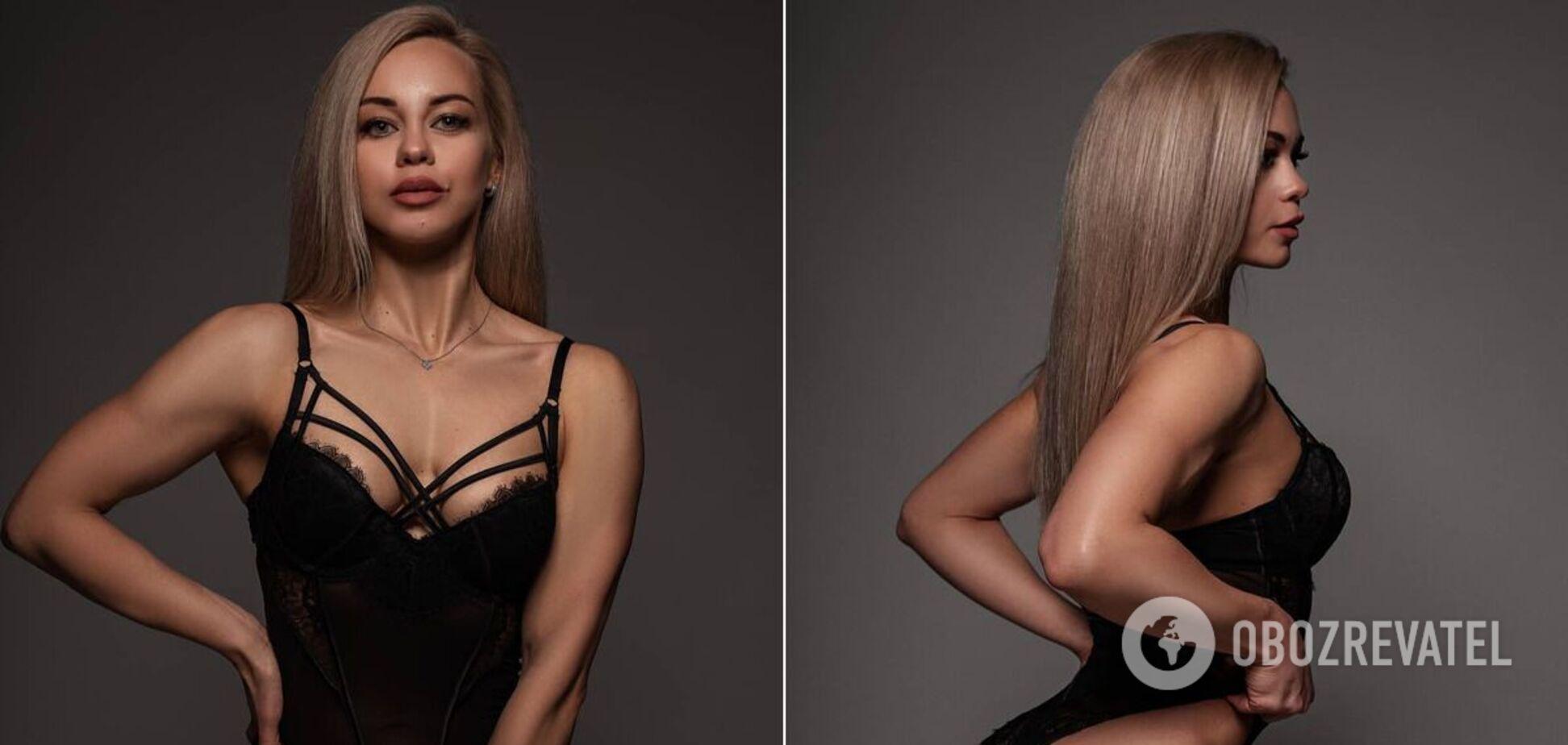 Українська чемпіонка світу знялася у відвертій фотосесії