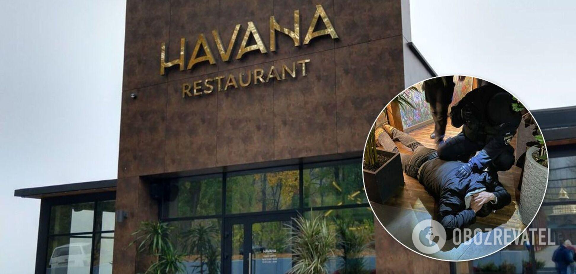 У ресторані Гавана проігнорували карантин вихідного дня