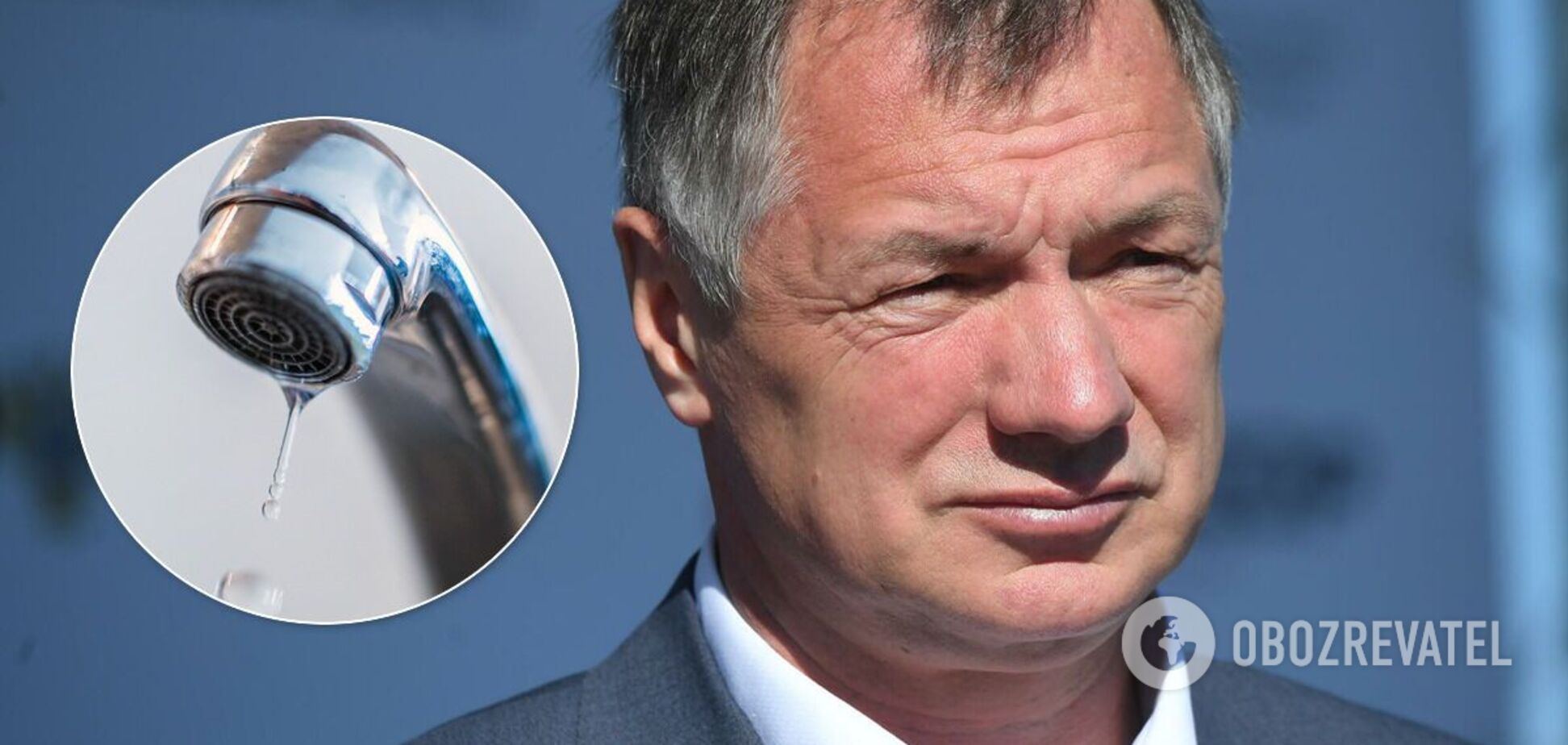 Хуснуллін пояснив дефіцит води в Криму
