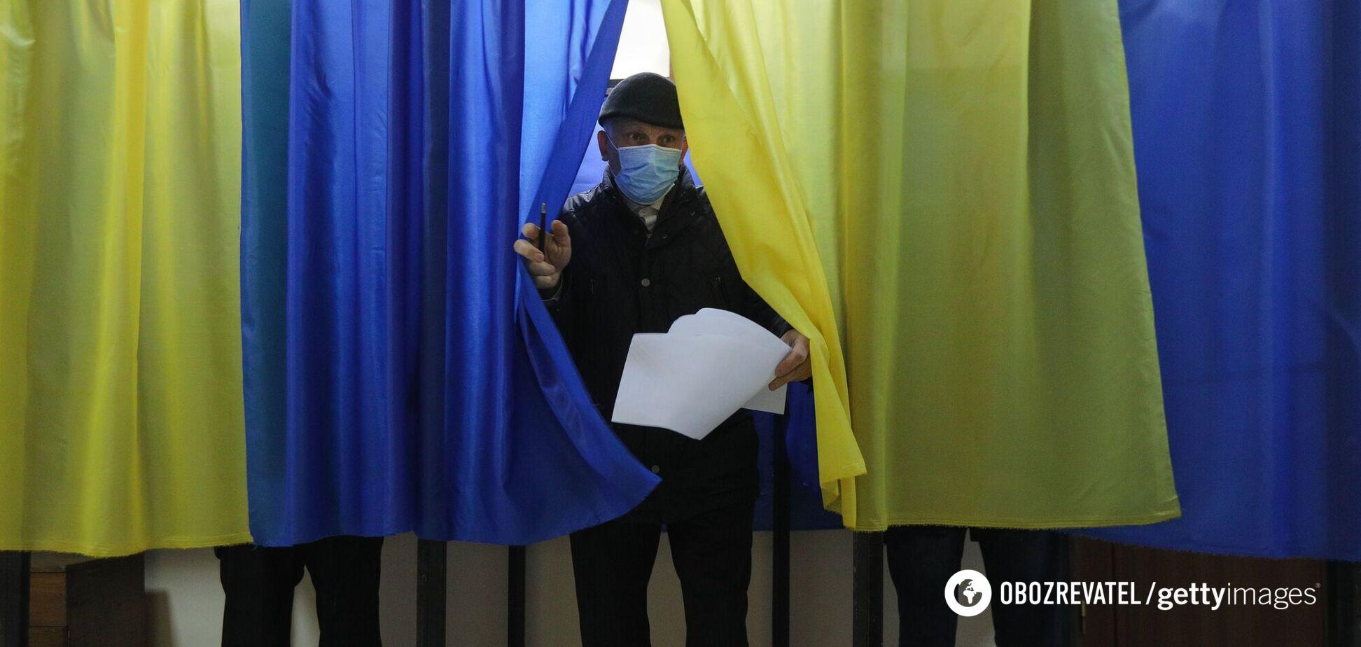 На выборы во втором туре пришел лишь каждый четвертый украинец