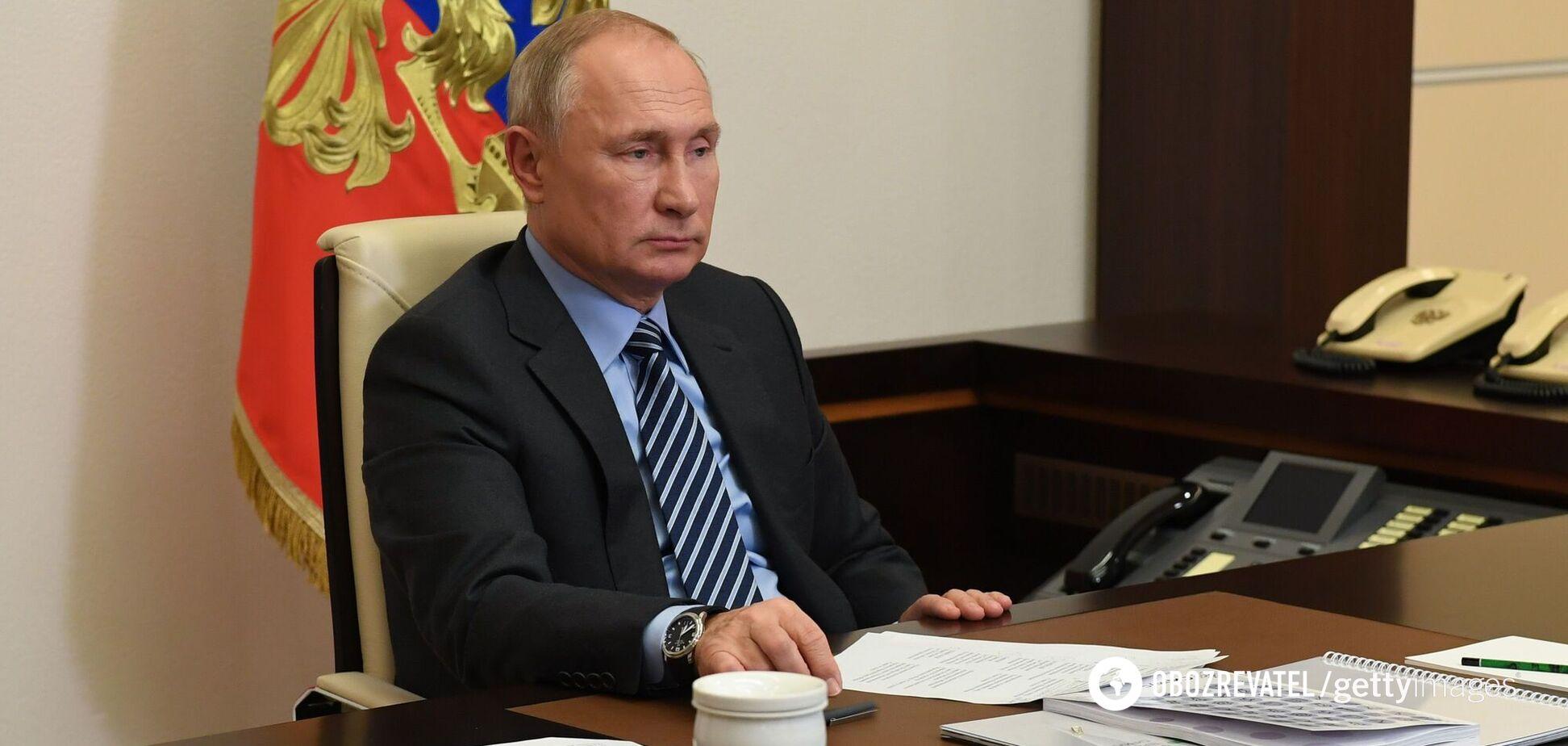 'Вы меня боитесь?' Путин пошутил над военными, обсуждая ядерное оружие