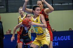 Женская сборная Украины закрепилась на 2-м месте в отборочной группе Евробаскета-2021