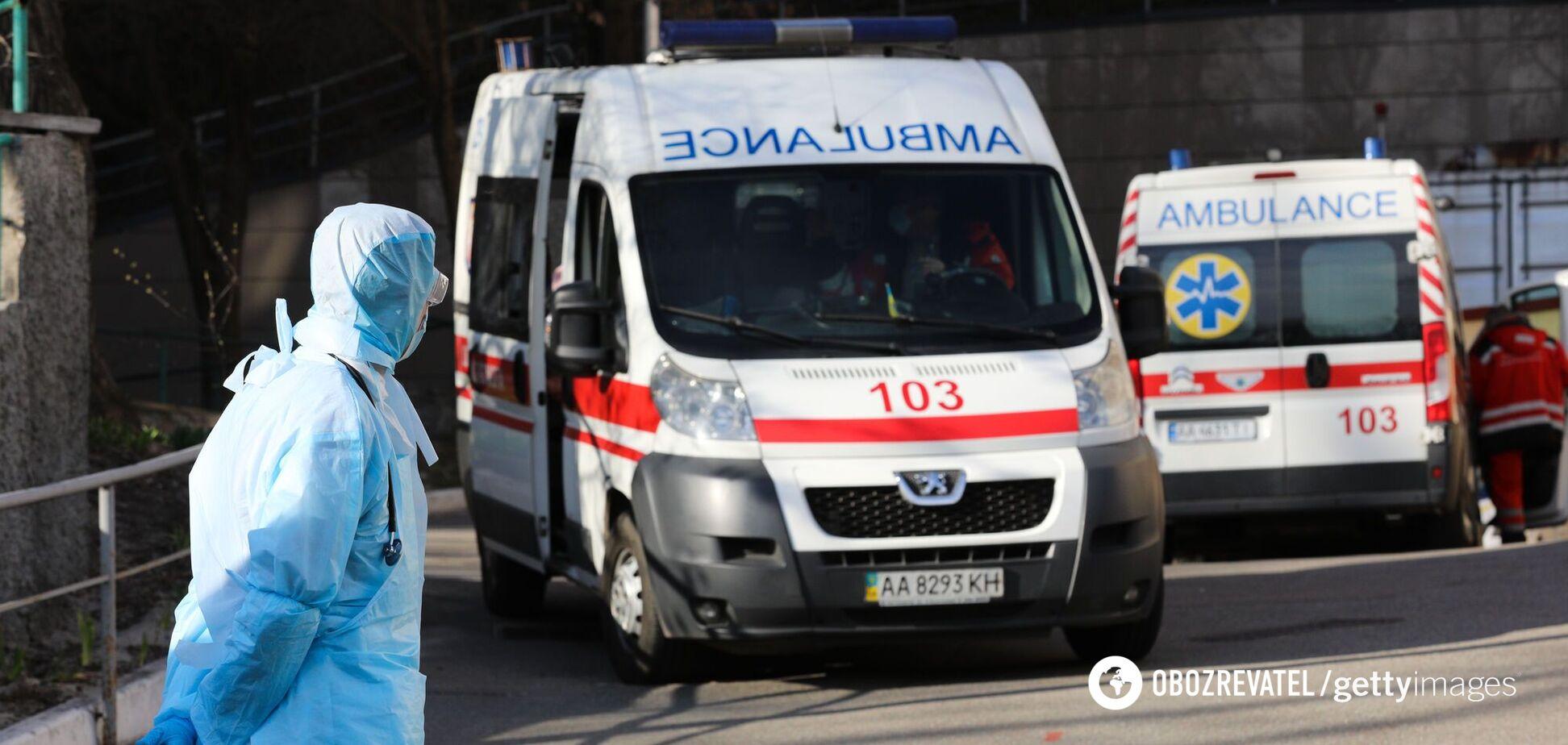 Коронавірус в Україні трохи знизив темп поширення