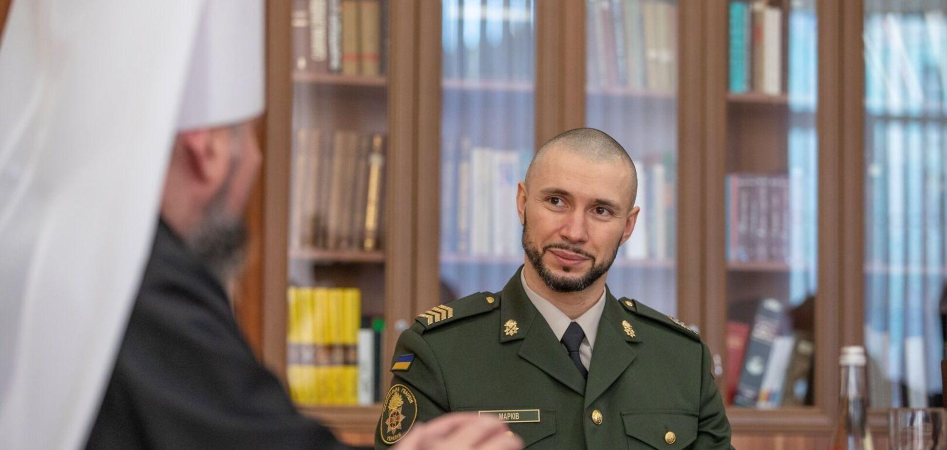 Дело Маркива стало важнейшей победой МВД и всей Украины, – Епифаний